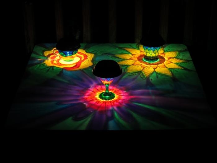 Solar Luminaries